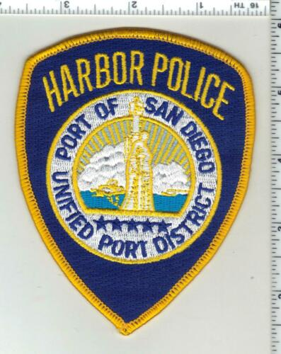 San Diego Marshal (California) 1st Issue Shoulder Patch