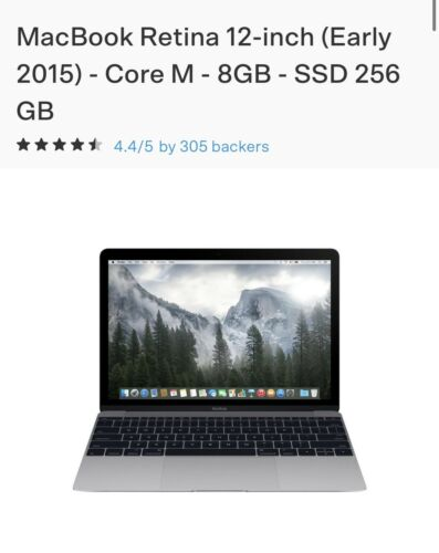 MacBook A1534 Retina LCD Screen Frame Early 2015 To Mid 2017 Silver 12 Inches - $500.00