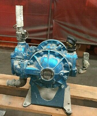 Sandpiper Air Powered Double Diaphragm Pump B1 Sb4a 1 Inlet 34 Outlet