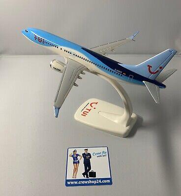 TUIfly Boeing 737 MAX 8 // 1:200 inkl. Standfuß NEU OVP D-AMAX