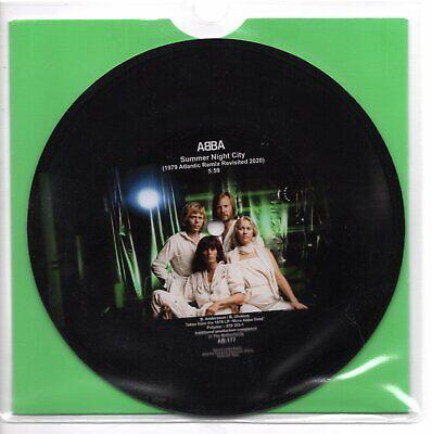 Abba Summer Night City 1979 Atlantic Remix picture disc (2020)