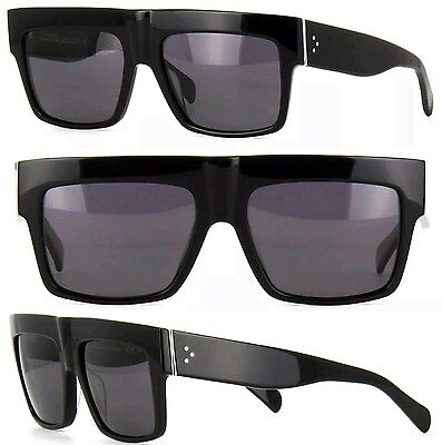 New CELİNE ZZ Top CL41756 8073H Black as seen on Kim Kardashian FREE SHIPPING