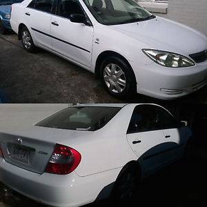 Toyota Camry Altise 2003 5 seat sedan Woolloongabba Brisbane South West Preview