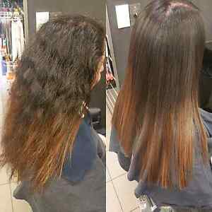 Keratin Treatment - Home Salon/Mobile Hairdresser Bankstown Bankstown Area Preview