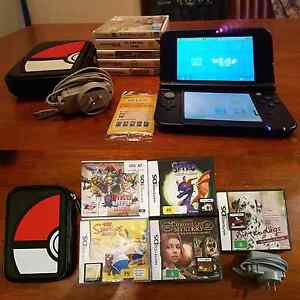 """NEW"" Nintendo 3DS XL Rosewood Ipswich City Preview"