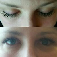 extention de cil/ lashes extension