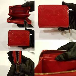 Louis vuitton zippy coin purse used Strathfield Strathfield Area Preview