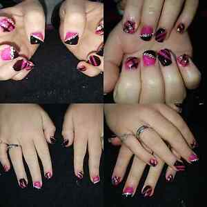 Chrissies mobile nails and beauty Reynella East Morphett Vale Area Preview