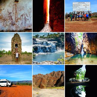 9days Kimberley tour $1000