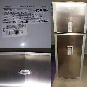 Whirlpool 470L top mount refrigerator. See listing for details. Capalaba Brisbane South East Preview