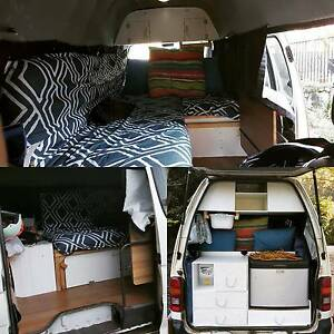Hiace Campervan with RWC Toyota Brisbane City Brisbane North West Preview