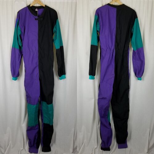 By Hanne Full Body Nylon Para Hang Suit Work Formation Skydiving Belly Jumpsuit