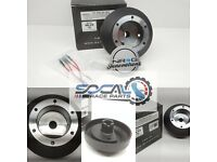 NRG Innovations Part: SRK-131H 00-09 Honda S2000 with Resistor For latest Model NRG Steering Wheels Short Hub