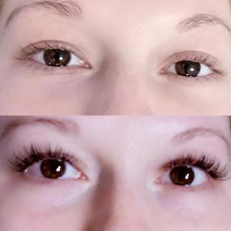 Classic Volume Eyelashes Extension