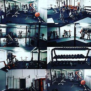 GYM & MMA EQUIPMENT PACKAGE (near new) Molendinar Gold Coast City Preview
