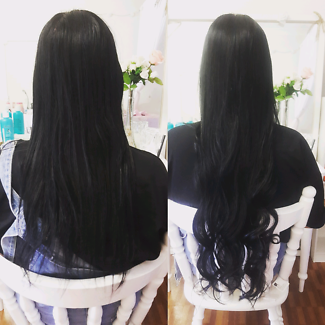 Hair extensions service weft extension method hairdressing hair extension special surfers paradise pmusecretfo Gallery