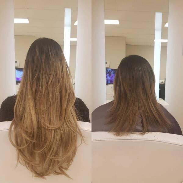 Keratin Bond Hair Extensions Hairdressing Gumtree Australia