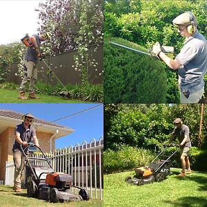 Environmentally friendly lawn care Cumberland Park Mitcham Area Preview