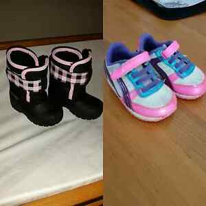 Boots and shoes toddler size 4 Peterborough Peterborough Area image 2