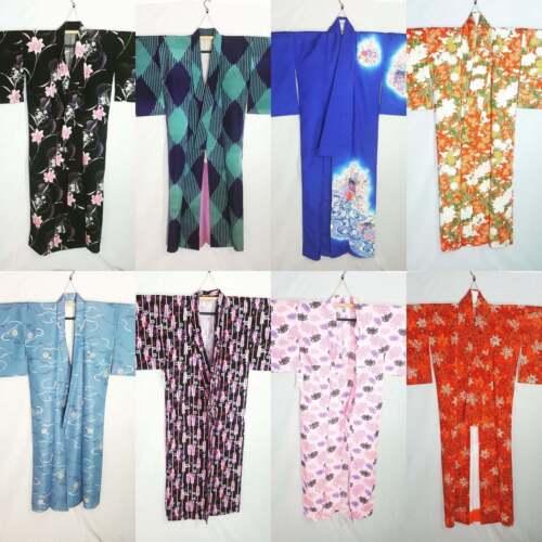 5 Japanese Kimono - Bulk Wholesale Wafuku Kitsuke
