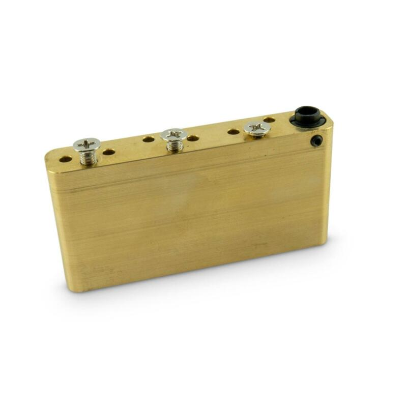 Wilkinson Solid Brass Replacement Tremolo Block