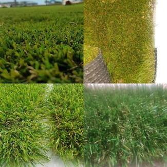 FREE. Last batch. New synthetic grass.  End of rolls, offcuts