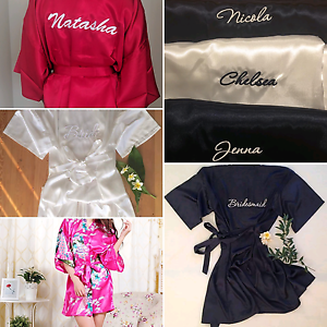 Personalised robes Perth Perth City Area Preview