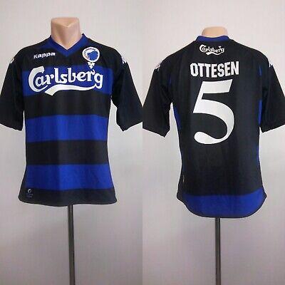 Football shirt soccer Copenhagen København Away 2010-11 Kappa Jersey Ottesen #5 image