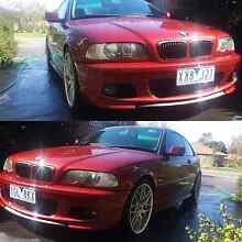 bmw 323 msport Rowville Knox Area Preview