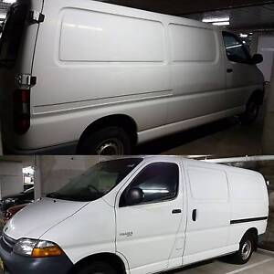 2000 Toyota Hiace Van/Minivan St Leonards Willoughby Area Preview