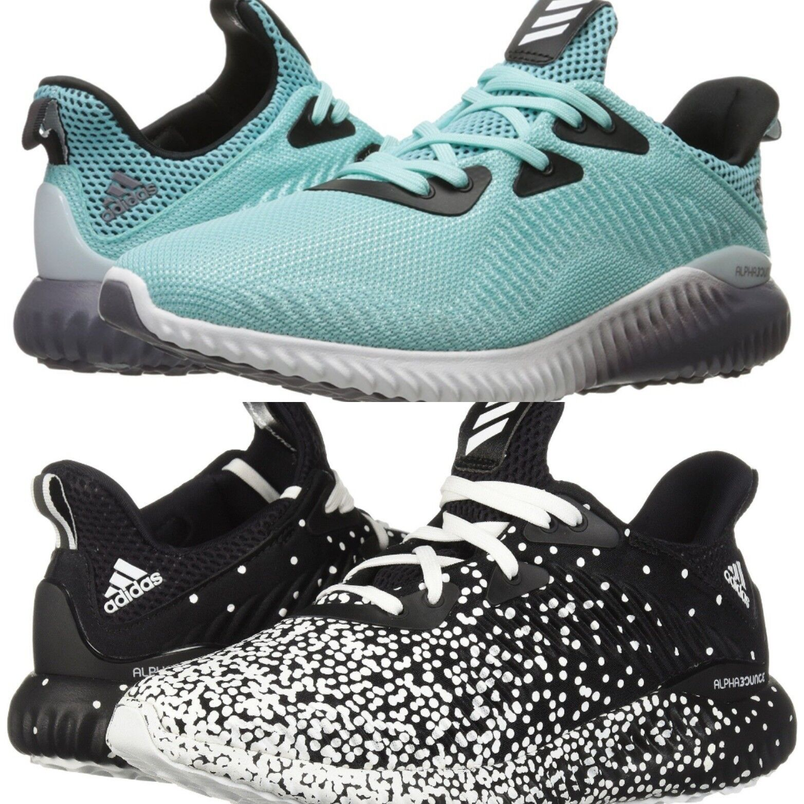 adidas Women's Alphabounce 1 W Run 2-COLORS (Women's Size 12) NWT NIB MSRP $110
