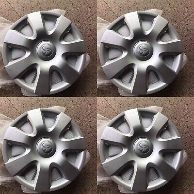 15 inch New Wheelcover Set of 4 for Toyota Corolla Camry 2000-2012 61115 Hubcaps