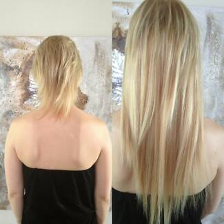 Sydney Mobile Hair Extensions