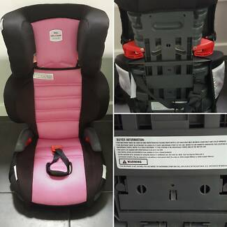 Britax Safe-n-Sound Hi-Liner SG Car Booster Seat PINK