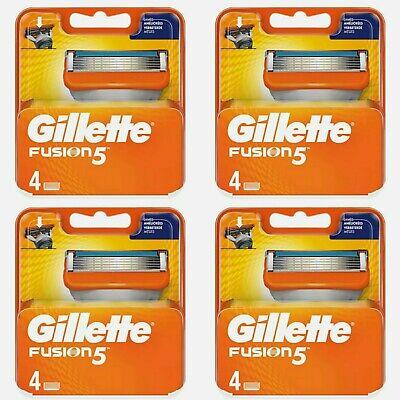 Gillette Fusion5 4x4 (16 Recharges)