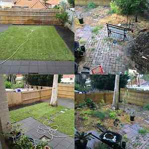 Landscaping and maintance Homebush Strathfield Area Preview