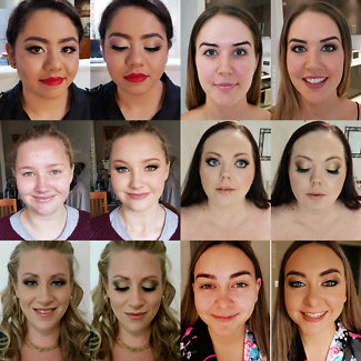 Mobile MAKEUP ARTIST - All Occasions - Airbrush & Hand Applied