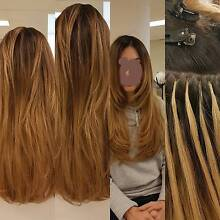 Hair Extensions  keratin fusion & more Liverpool Liverpool Area Preview