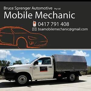 Mobile Mechanic - North Brisbane Brisbane City Brisbane North West Preview