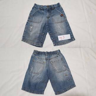 Boys Shorts Size 3