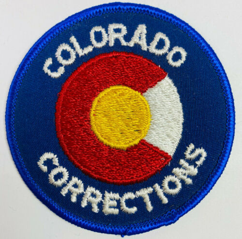 Colorado Department of Corrections CO DOC Patch (A1)