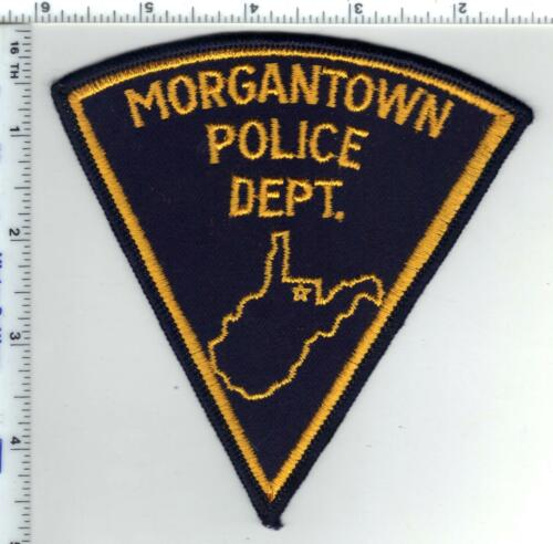 Morgantown Police (West Virginia) 1st Issue Shoulder Patch