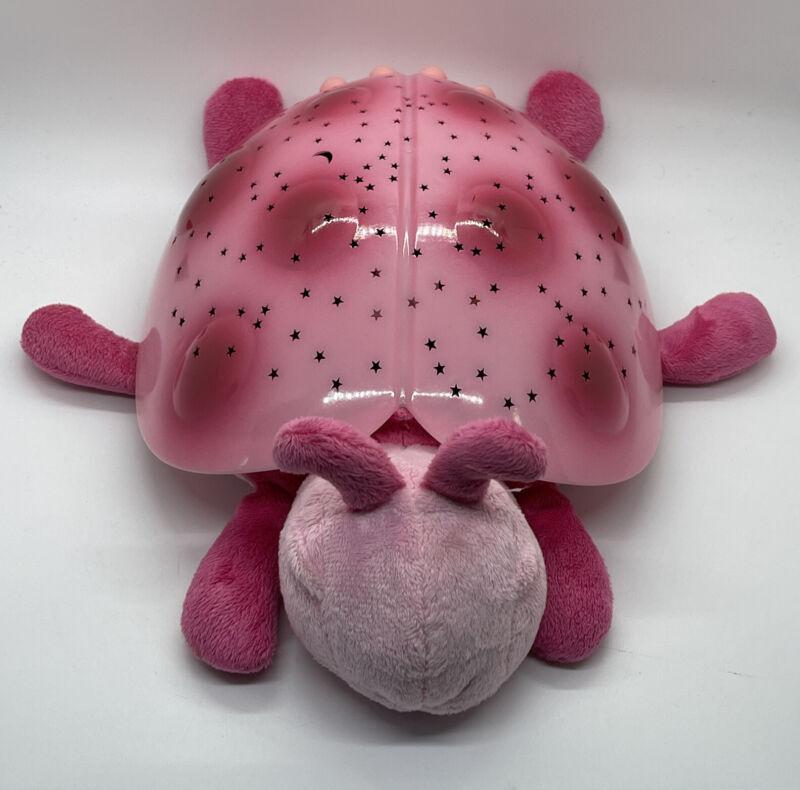 Cloud B Pink Twilight Ladybug Constellation Night Light Constellation Projector