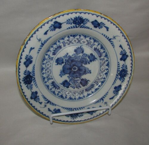 Antique Delft Dish