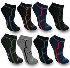60 Paket Sneaker Socken Sport Freizeit Damen Herren Socken Baumwolle Kurz Socken