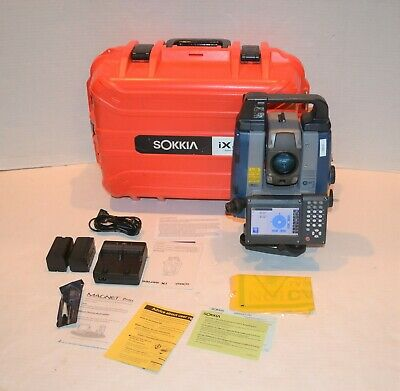 Sokkia Ix1003 Robotic Total Station Ix 1003 Bluetooth Wireless