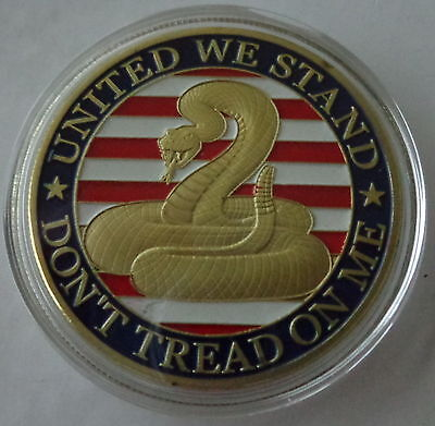USA ARMY   24K GOLD  PLATED Challenge coin   MEDAL #2