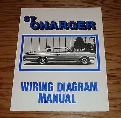 1967 dodge charger wiring diagram manual 67 1967 dodge charger wiring diagram manual 67