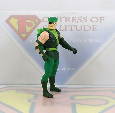 Vintage 1985 Kenner DC Super Powers Green Arrow Original Action Figure DC Comics