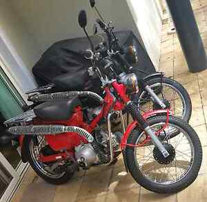 Great Honda ct110 Postie St Ives Ku-ring-gai Area Preview